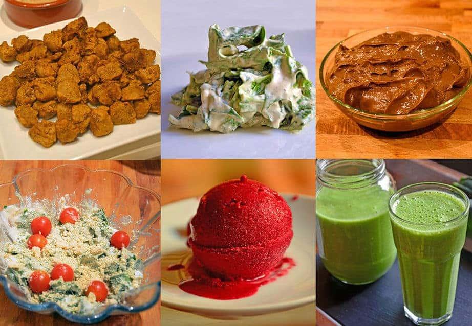 Curso de cocina vegetariana vegana en carboneras for Cocina vegetariana