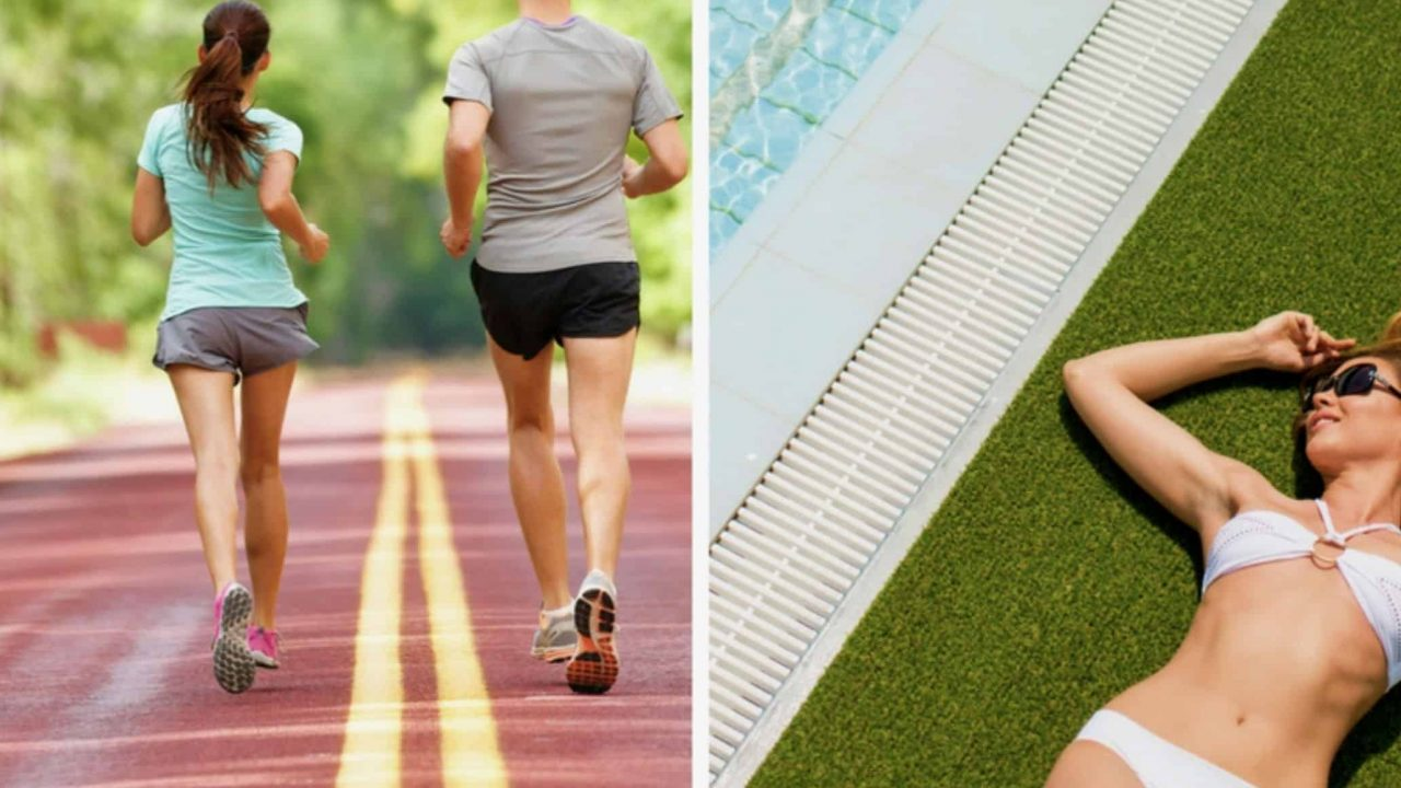 Beneficios del deporte y descanso