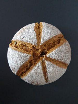 Pan de calabaza de Martaescénica