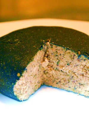 Alternativa al Queso con Espirulina