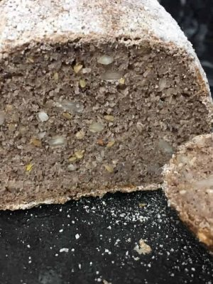 Pan de masa madre de Beatríz Rolín